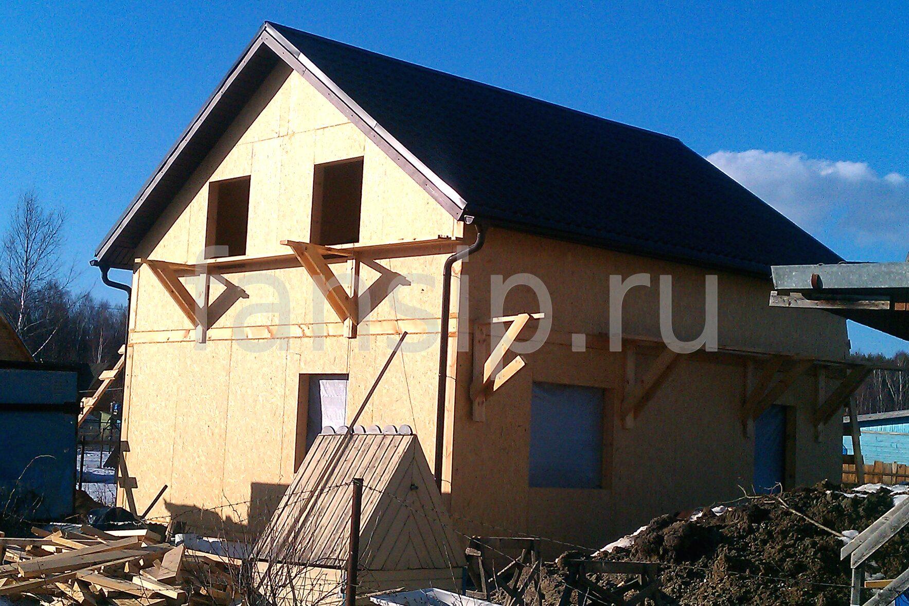 Строительство домов и коттеджей из термоблоков и газоблоков